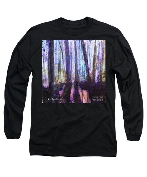 Moody Woods Long Sleeve T-Shirt
