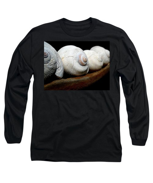 Moon Shells Long Sleeve T-Shirt