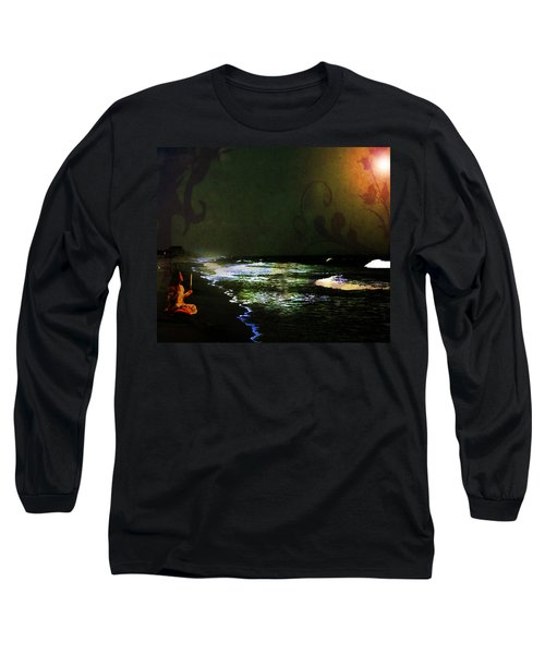 Hope In The Darkness Long Sleeve T-Shirt