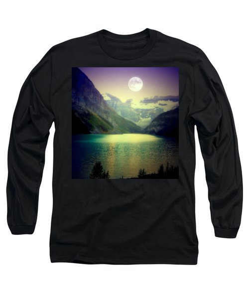 Moonlit Encounter Long Sleeve T-Shirt