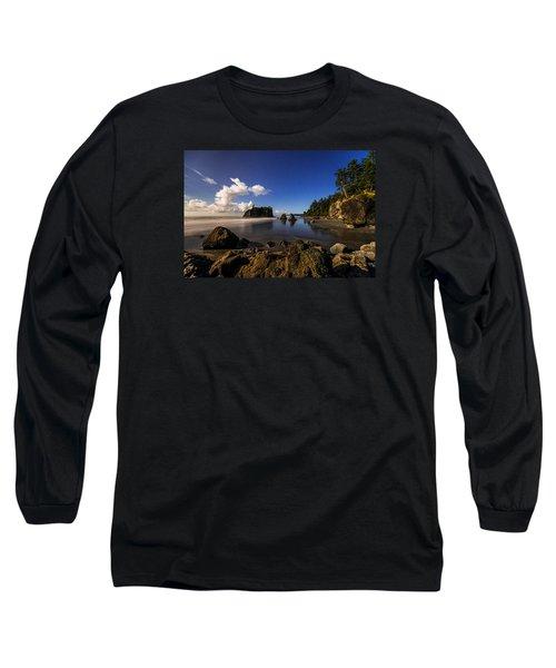 Moonlit Ruby Long Sleeve T-Shirt