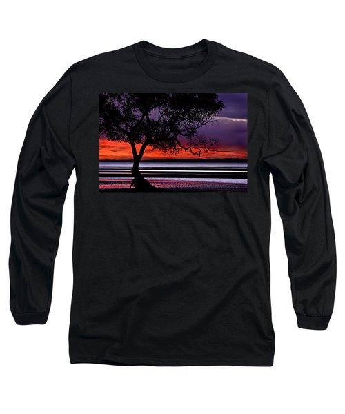 Moreton Bay View Long Sleeve T-Shirt