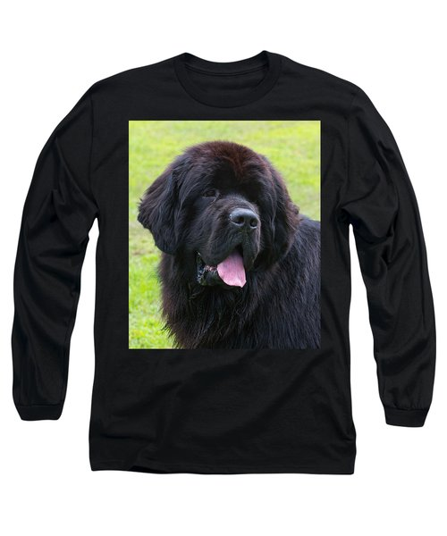 Morgan The Newf Long Sleeve T-Shirt