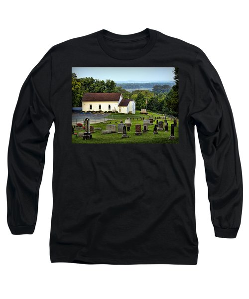 Morning At Goshen Long Sleeve T-Shirt