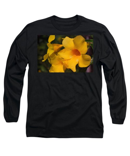 Long Sleeve T-Shirt featuring the photograph Morning  Delight by Miguel Winterpacht