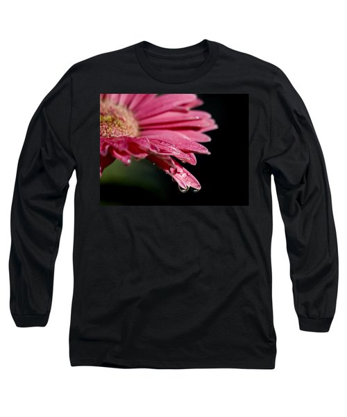Morning Dew Long Sleeve T-Shirt by Joe Schofield