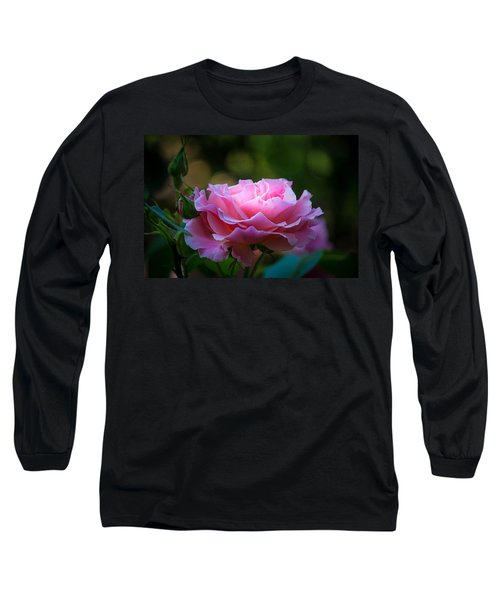 Long Sleeve T-Shirt featuring the photograph Morning Light by Patricia Babbitt