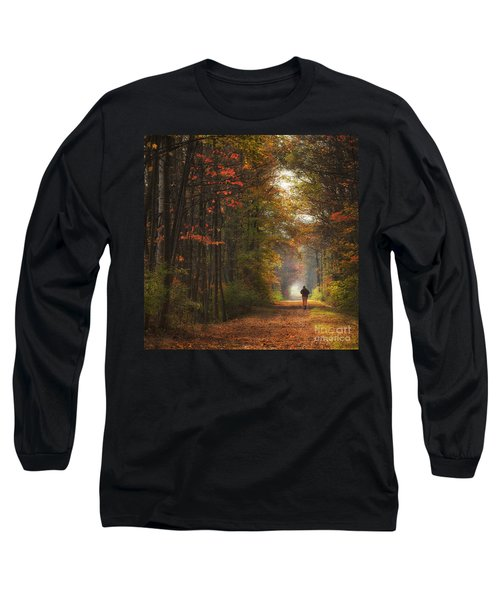 Morning Run Long Sleeve T-Shirt