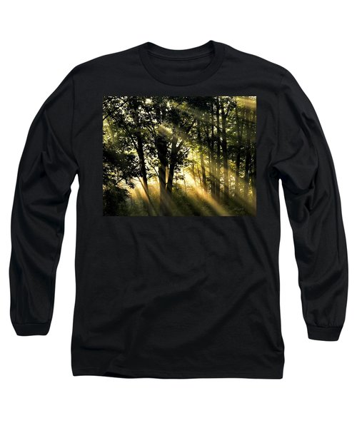 Morning Warmth Long Sleeve T-Shirt