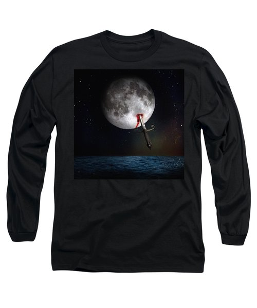 Morte Di Un Sogno - Dying Dream Long Sleeve T-Shirt