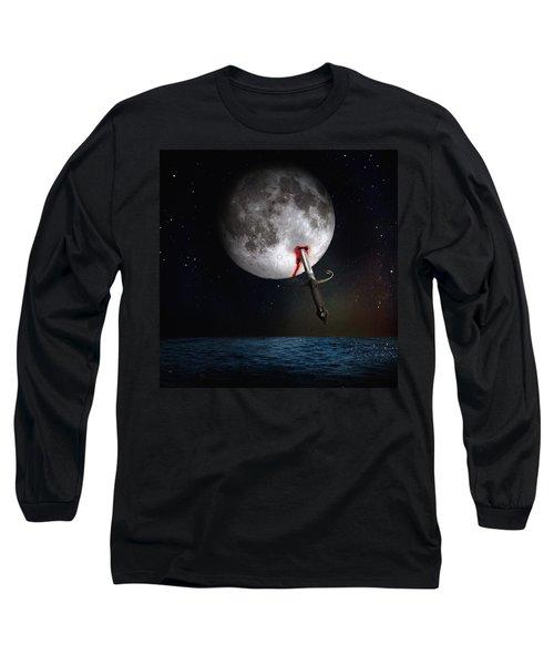 Morte Di Un Sogno - Dying Dream Long Sleeve T-Shirt