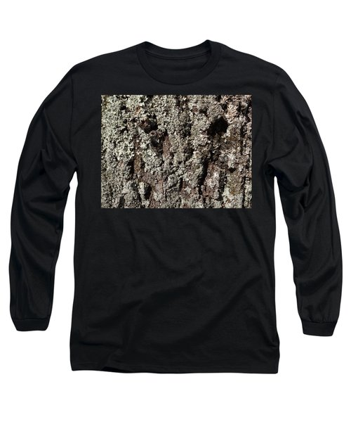 Long Sleeve T-Shirt featuring the photograph Moss And Lichens by Jason Williamson