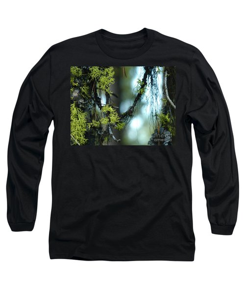 Mossy Playground Long Sleeve T-Shirt