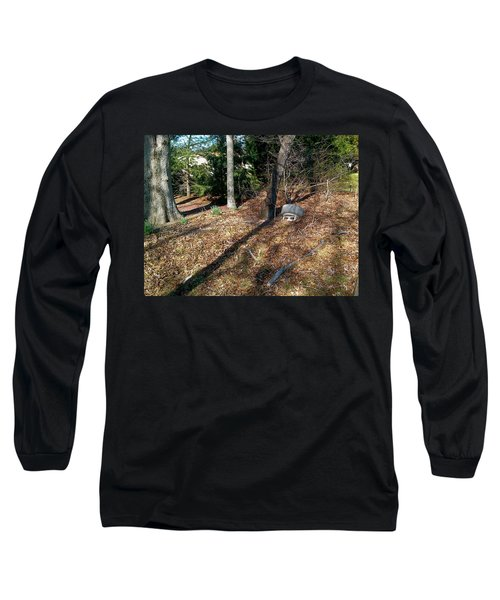 Long Sleeve T-Shirt featuring the photograph Mother Nature by Amazing Photographs AKA Christian Wilson