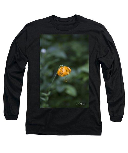 Mountain Flower Long Sleeve T-Shirt