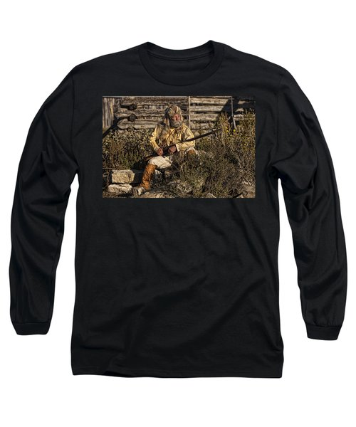Mountain Man Long Sleeve T-Shirt