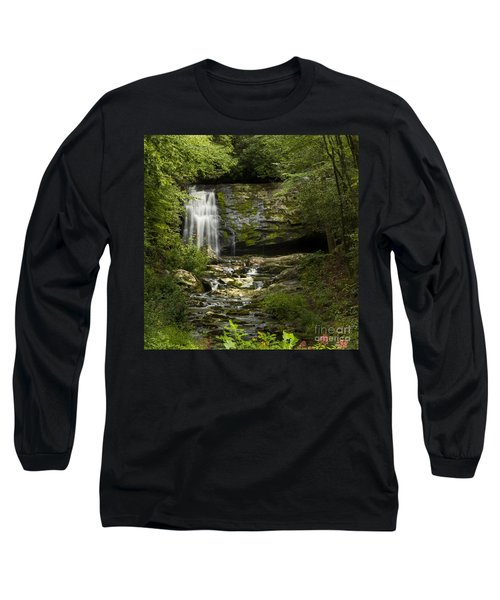 Mountain Stream Falls Long Sleeve T-Shirt