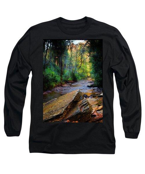 Mountain Stream N.c. Long Sleeve T-Shirt