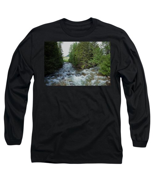 Mountain Stream Long Sleeve T-Shirt