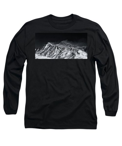 Mountainscape N. 5 Long Sleeve T-Shirt