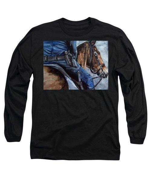 Mounted Patrol Long Sleeve T-Shirt
