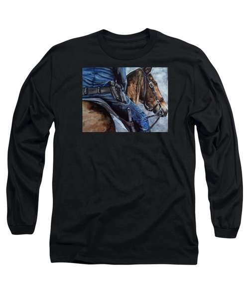 Mounted Patrol Long Sleeve T-Shirt
