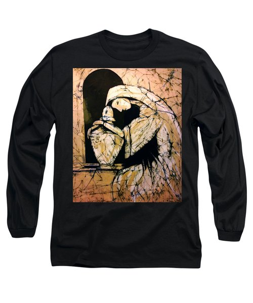 Mourning Angel Long Sleeve T-Shirt