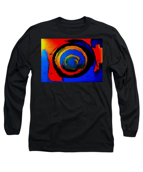 Moving Towards The Light Long Sleeve T-Shirt
