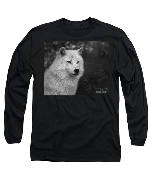 Mr. Arctic Wolf.. Long Sleeve T-Shirt