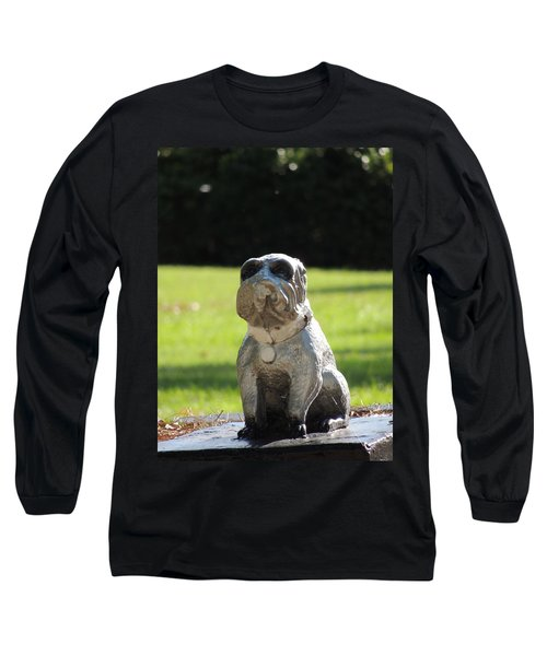 Long Sleeve T-Shirt featuring the photograph Mr Cool by Aaron Martens