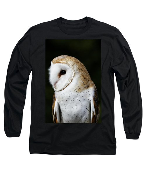 Mr Owl  Long Sleeve T-Shirt