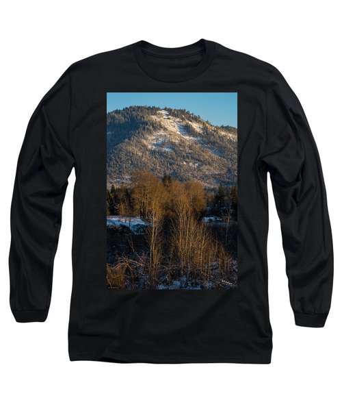 Mt Baldy Near Grants Pass Long Sleeve T-Shirt