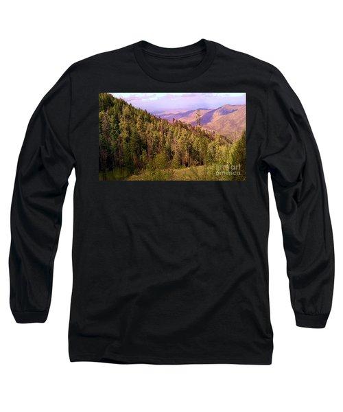 Mt. Lemmon Vista Long Sleeve T-Shirt