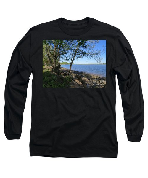 Mud Island Long Sleeve T-Shirt