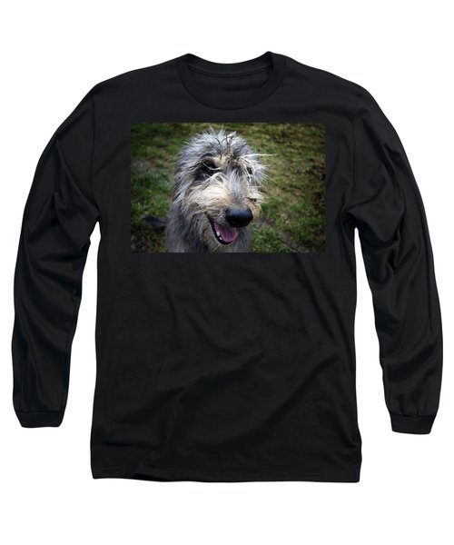 Muddy Dog Long Sleeve T-Shirt