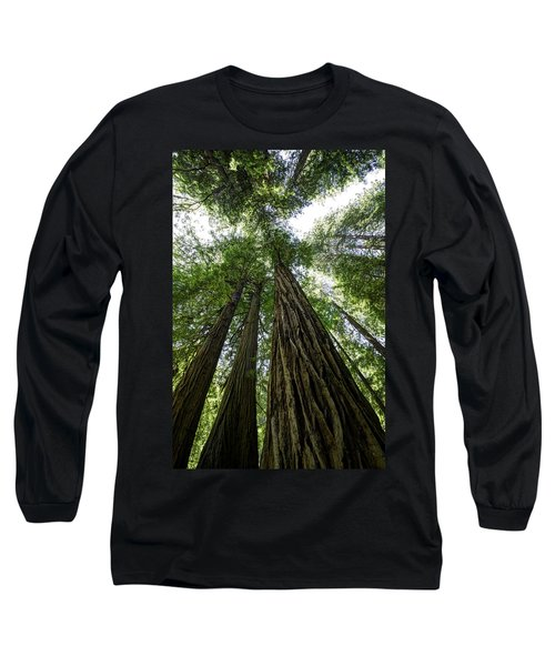 Muir Woods I Long Sleeve T-Shirt