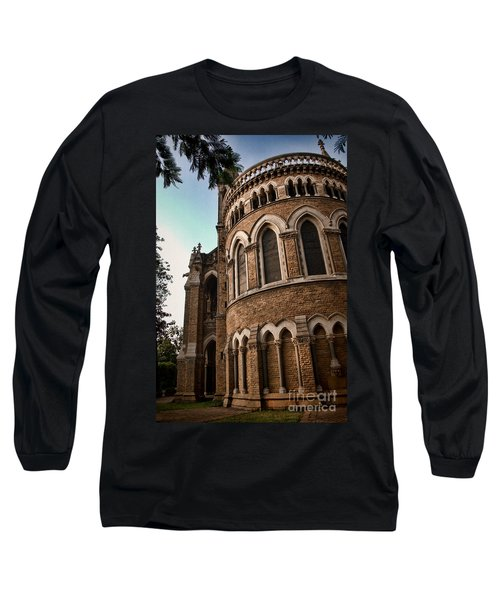 Mumbai University Long Sleeve T-Shirt