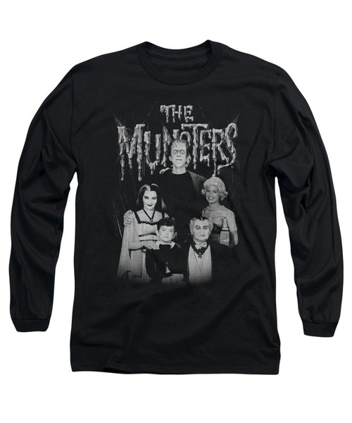 Munsters - Family Portrait Long Sleeve T-Shirt