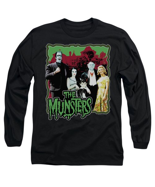 Munsters - Normal Family Long Sleeve T-Shirt