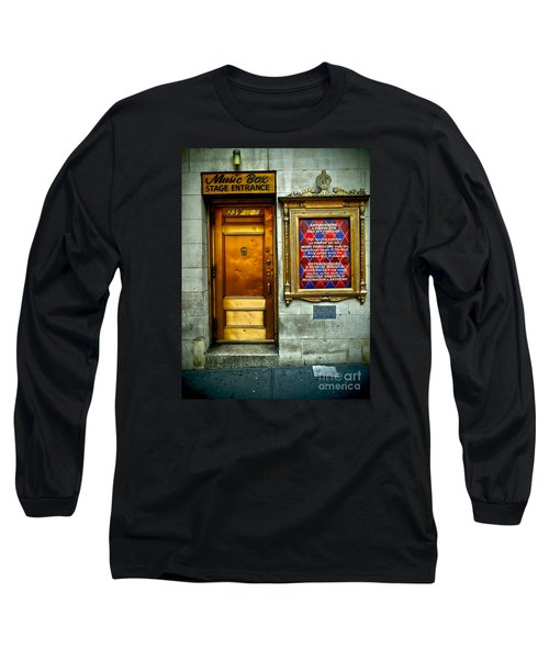 Music Box Stage Entrance Long Sleeve T-Shirt