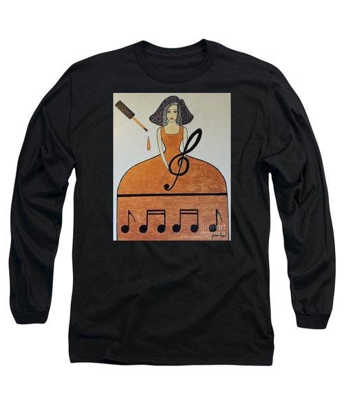 Music Lover Long Sleeve T-Shirt