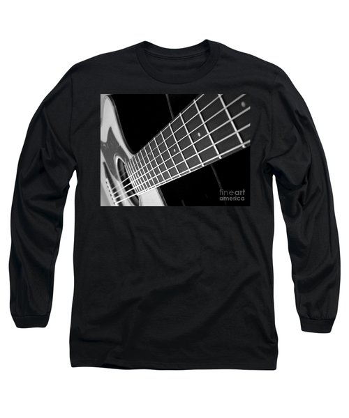 Long Sleeve T-Shirt featuring the photograph Music To My Soul by Andrea Anderegg
