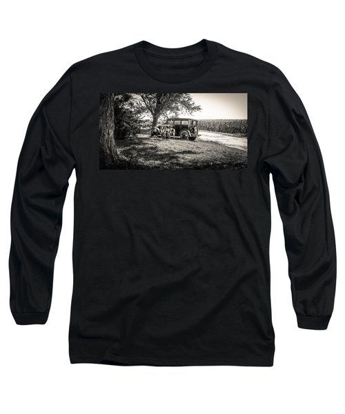 Made In The Shade Long Sleeve T-Shirt by Ray Congrove