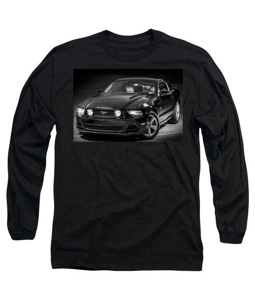 Mustang Gt Long Sleeve T-Shirt