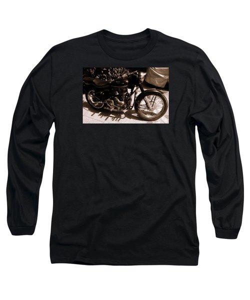 Royal Enfield Bullet 350 Long Sleeve T-Shirt