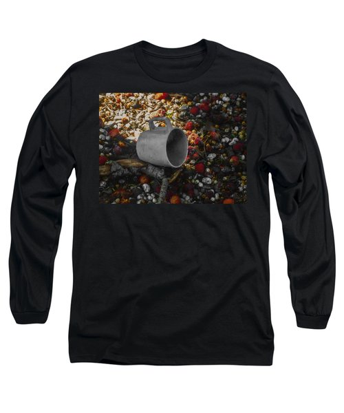 My Cup Falleth Over Long Sleeve T-Shirt