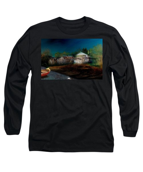 My Dream House Long Sleeve T-Shirt