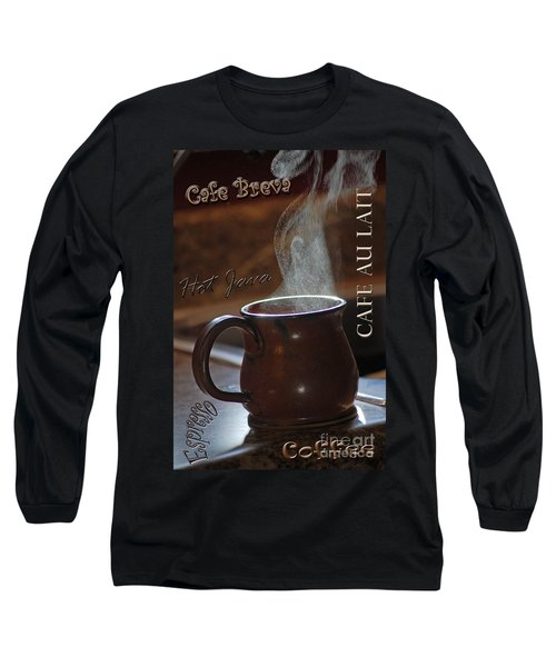 My Favorite Cup Long Sleeve T-Shirt