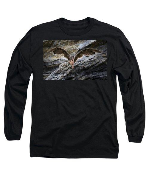 My Guardian Angel Long Sleeve T-Shirt