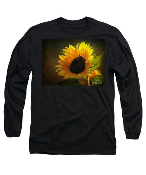 ...my Only Sunshine Long Sleeve T-Shirt by Lianne Schneider
